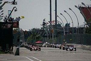 IndyCar Breaking news IndyCar to use standing start for Toronto's Race 2