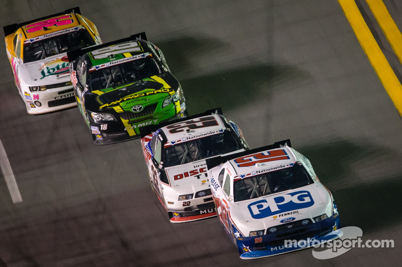 Penske remain second in the series at Loudon