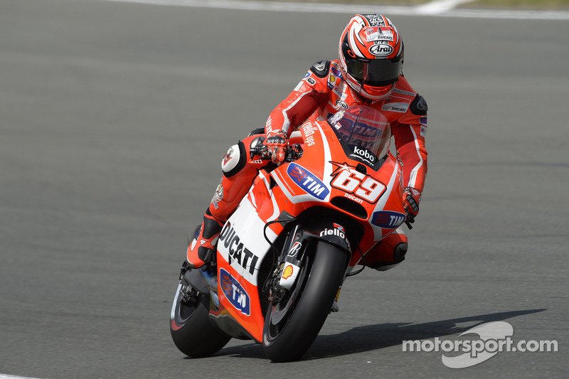 Seventh and ninth for Dovizioso, Hayden in German GP