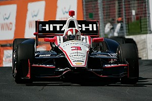 IndyCar Race report Chevrolet: Castroneves continues as series points leader after Toronto