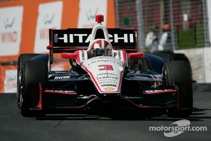 Chevrolet: Castroneves continues as series points leader after Toronto