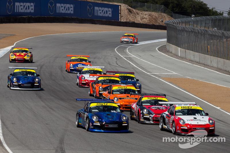 Inside Look: The man behind Porsche's International one-make series