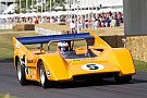 McLaren celebrate 50th birthday during 20th Festival of Speed at Goodwood