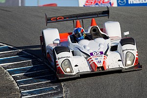 CORE autosport keeps high hopes for Mosport