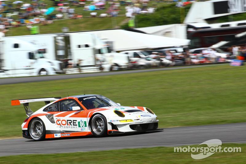 CORE autosport keeps high hopes for Mosport