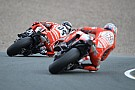Laguna Seca and the Corkscrew await the Ducati Team