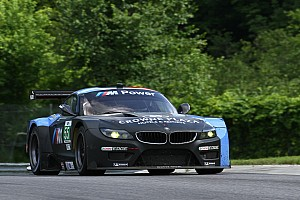 ALMS Preview BMW Team RLL's season speeds up beginning at CTMP
