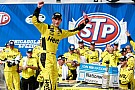 Logano, Hornish Jr. give Penske one-two finish at Chicagoland