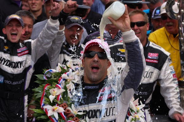 Kanaan thrilled to race a sports car at Indy