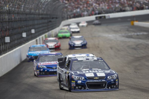 Brickyard: A showcase For NASCAR's 'best of the best'