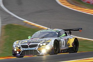 Endurance Race report Strong opening phase for BMW Sports Trophy Teams at Spa-Francorchamps 24 Hours