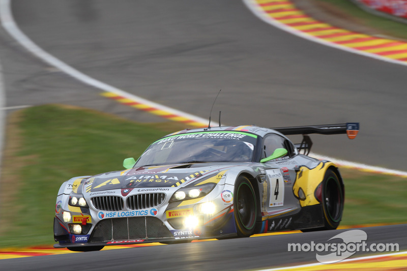 Strong opening phase for BMW Sports Trophy Teams at Spa-Francorchamps 24 Hours