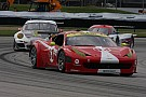 Scuderia Corsa Ferrari brings home another top 5 after exciting day at Brickyard 500