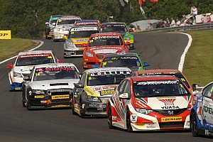 BTCC Preview Summer break ends with drivers raring to go at Snetterton