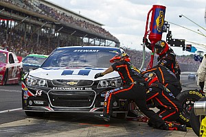 NASCAR Sprint Cup Preview Tony Stewart plans to attack Pocono Raceway