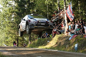 WRC Race report Double podium a sensational 'Finnish' for Qatar M-sport