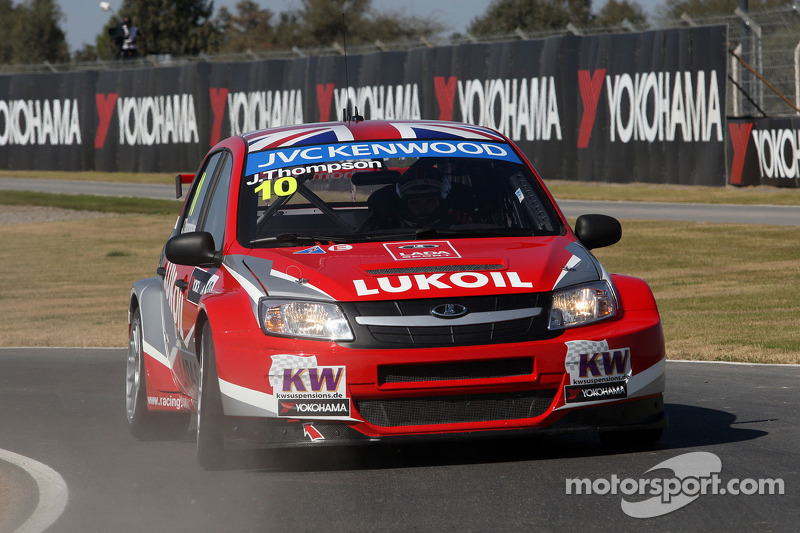LADA Sport drivers look forward to overtaking in Argentina