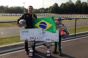 Kart Breaking news Enzo Fittipaldi off to Karting World Finals
