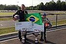 Enzo Fittipaldi off to Karting World Finals