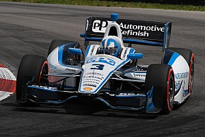 IndyCar Race report Penske's Castroneves increased at Mid-Ohio his lead in the points standings