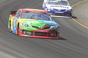 Kyle Busch ready for The Glen