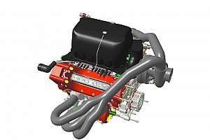 WEC Breaking news HPD prepares new 2014 LMP1 customer engine