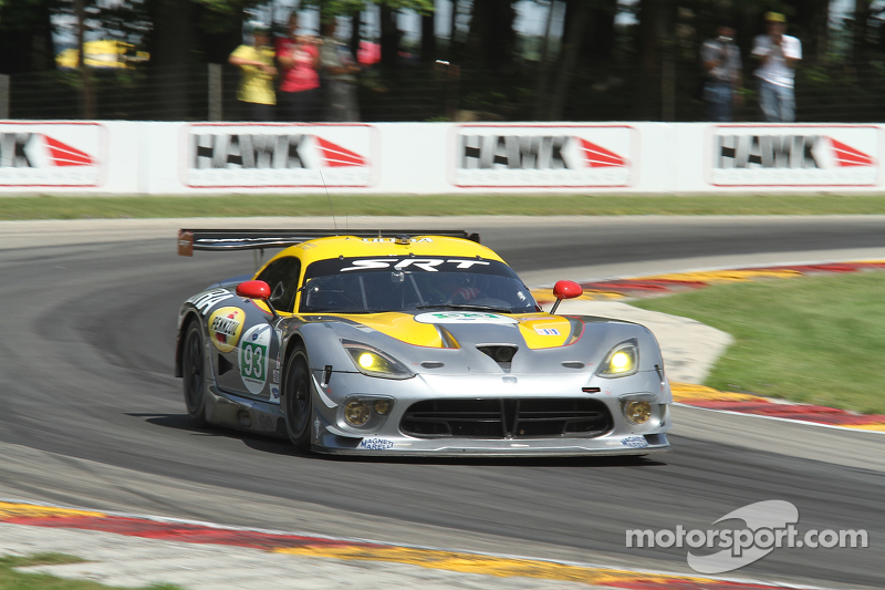 Bomarito edges Garcia for GT Pole at Road America