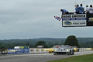 ALMS Race report SRT Viper GTS-R wins GT class at Road America
