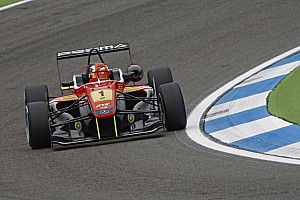 F3 Europe Race report Raffaele Marciello continues winning at Nürburgring