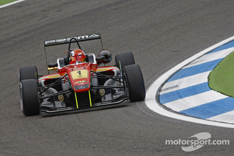 Raffaele Marciello continues winning at Nürburgring