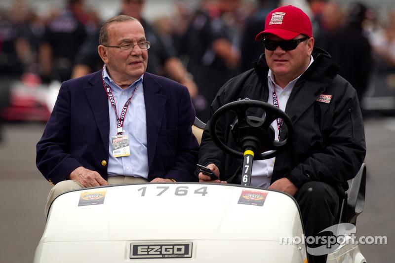 Racing has lost a true gentleman: Floyd Ganassi