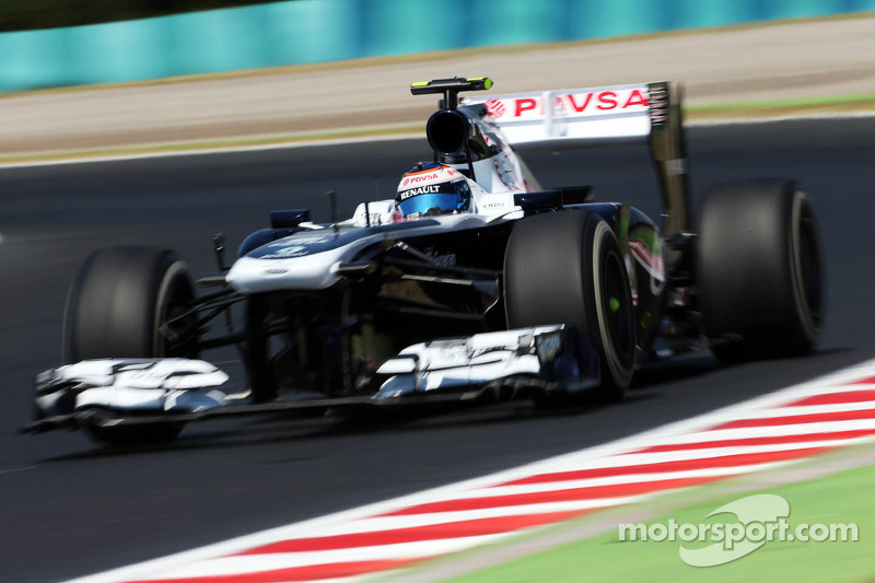 Williams has 'healthy budget' for 2014