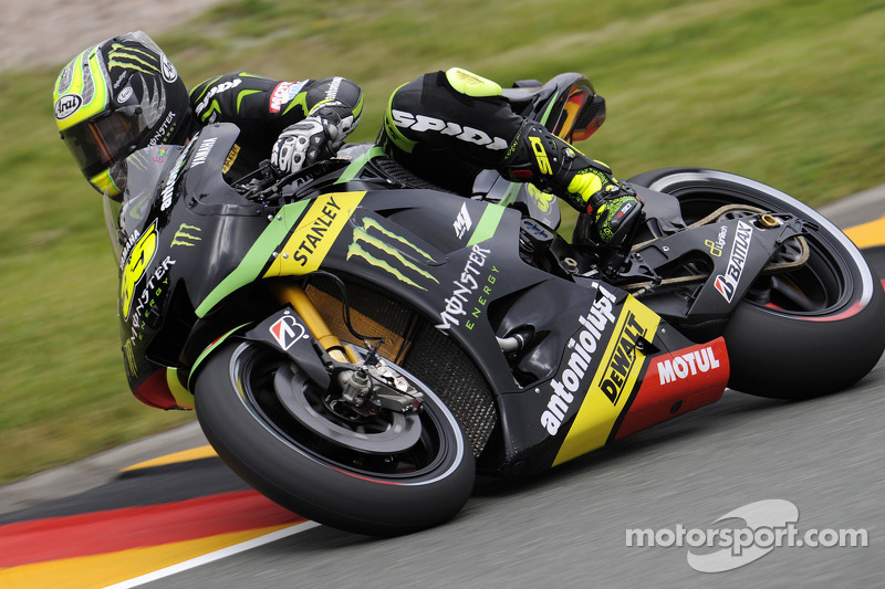 Crutchlow and Smith leave Brno empty handed