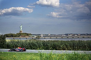 Formula 1 Breaking news Work still underway on 2014 New Jersey track