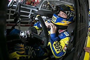 NASCAR Sprint Cup Qualifying report Stenhouse grabs his maiden NSCS pole at Atlanta