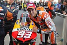 Marquez surprises himself with record time at Silverstone