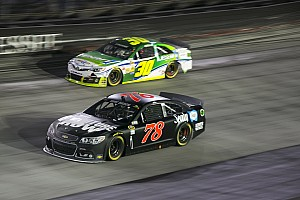 NASCAR Sprint Cup Race report Kurt Busch finishes 4th in Atlanta and moves into Chase territory
