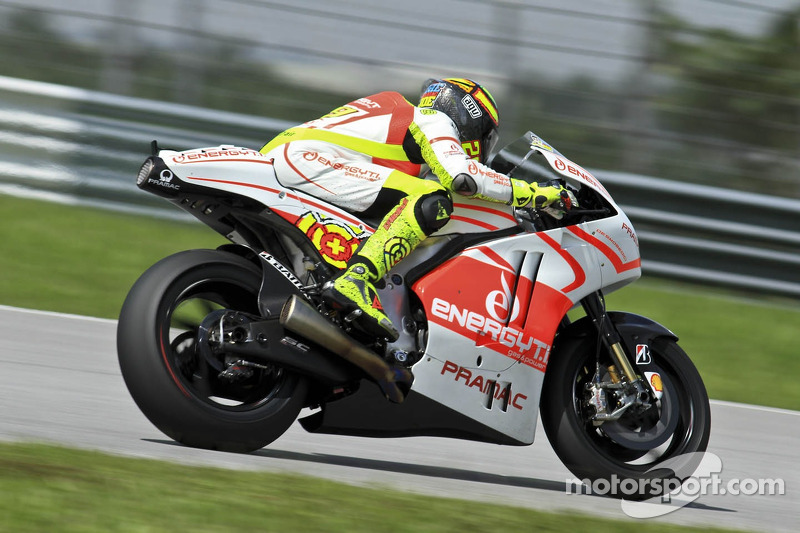 Pramac Racing Team says goodbye to Silverstone