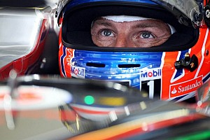 Formula 1 Breaking news Button wants Honda reunion in 2015