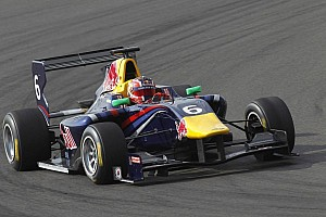 GP3 Practice report Kvyat sets the pace in Free Practice at Monza