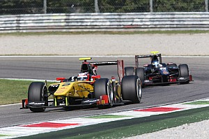 GP2 Race report The first chicane of Monza ruin the Richelmi's race after a great start