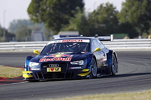 DTM Qualifying report Audi with strong qualifying performance at Oschersleben