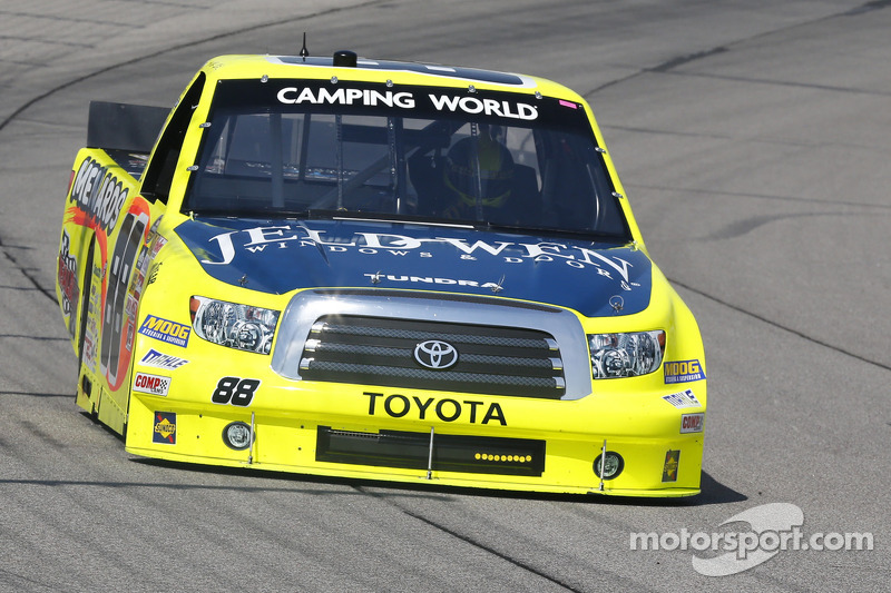 Comeback 4th has Crafton fired-up at Chicagoland