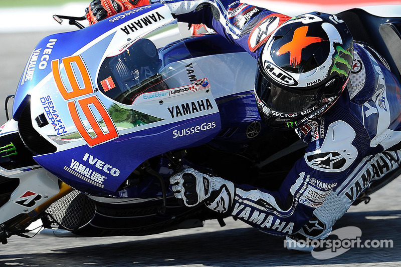 Lorenzo delivers with masterful Misano victory