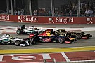 Renault Sport F1 point of view on Singapore GP
