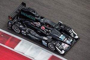 ALMS Testing report Level 5 Motorsports leads testing at Circuit of The Americas