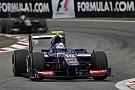 Palmer grabs maiden GP2 pole in Singapore