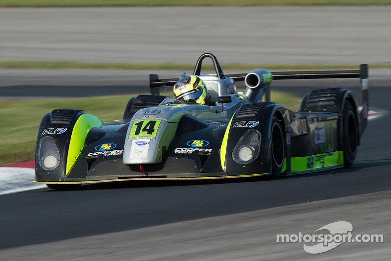 Sean Rayhall routs through ruckus at COTA