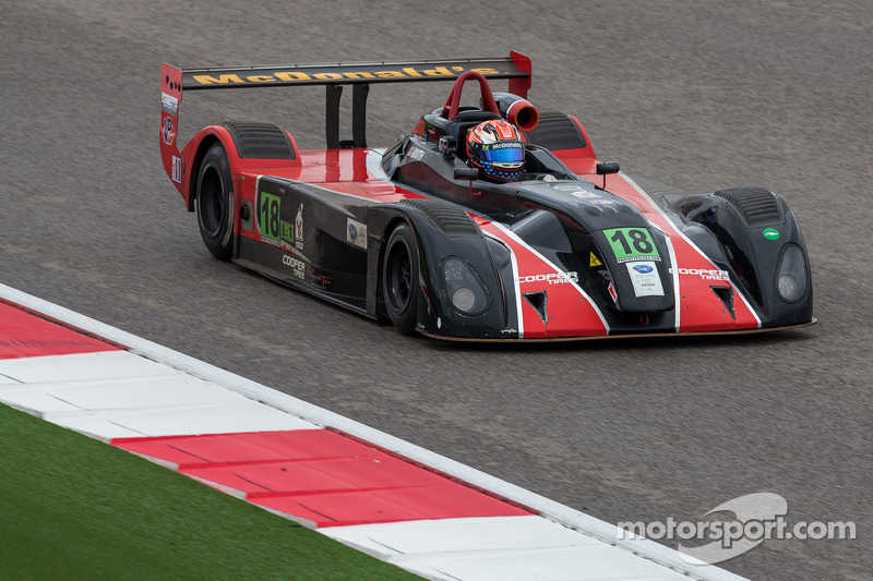 Booth books it home in race two at Circuit of the Americas
