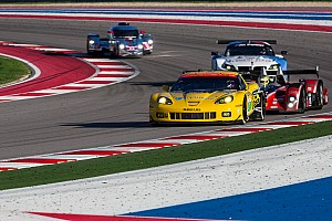ALMS Race report Thrilling victory for Garcia and Magnussen in Texas